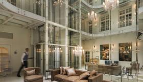 瑞莱斯骑士酒店 - 里加 - 大厅