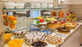卢朵维斯宫酒店 - 罗马 - 自助餐
