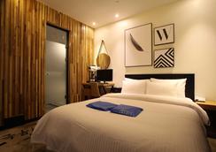 科博斯酒店 - 首尔 - 睡房
