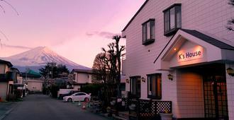 K's House Fuji View - Hostel - 富士河口湖 - 户外景观
