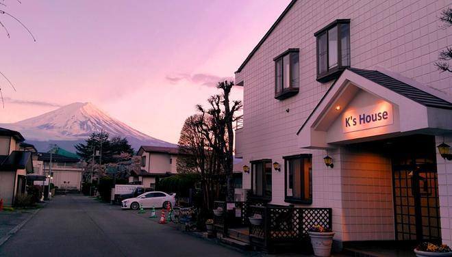 K's House富士景观-背包客青年旅馆 - 富士河口湖 - 建筑
