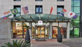 伽利略帕多瓦最佳西方Plus酒店 - 帕多瓦 - 建筑