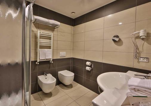 伽利略帕多瓦贝斯特韦斯特莱佳精品旅馆 - 帕多瓦 - 浴室