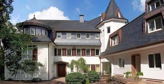 法尔肯贝格别墅酒店 - 杜塞尔多夫 - 建筑