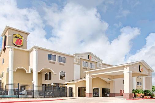 速8德克萨斯州休斯敦洲际酒店 - 亨博尔 - 建筑