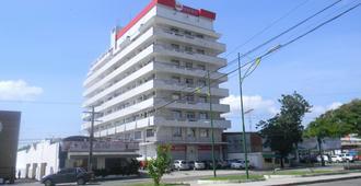 舍拉斯大道公寓酒店 - 马瑙斯 - 建筑
