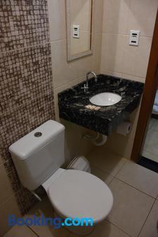 假日酒店 - 伊瓜苏 - 浴室