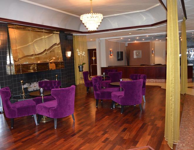 皇家之星西佳酒店 - 斯德哥尔摩 - 休息厅