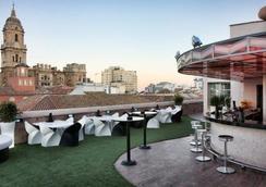 Room Mate Larios - 马拉加 - 露天屋顶