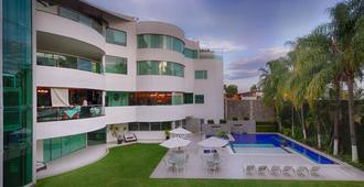里约1300酒店 - 库埃纳瓦卡 - 建筑
