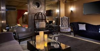 第9街大都会品牌系列酒店 - 克利夫兰 - 休息厅