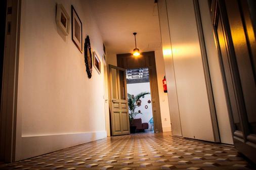 卡萨凯斯勒巴塞罗那青年旅舍 - 巴塞罗那 - 门厅