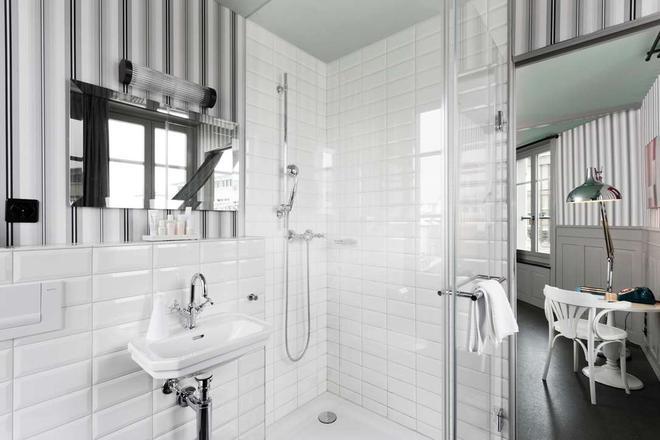 海尔维精品酒店 - 苏黎世 - 浴室