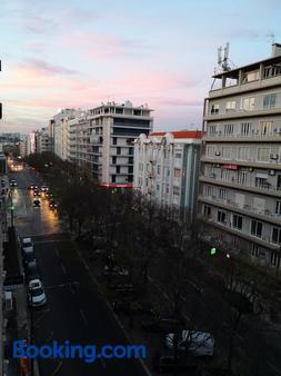 拿撒勒酒店 - 里斯本 - 户外景观