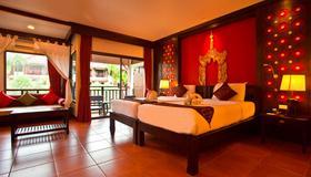 卡塔棕榈温泉度假村 - 卡伦海滩 - 睡房