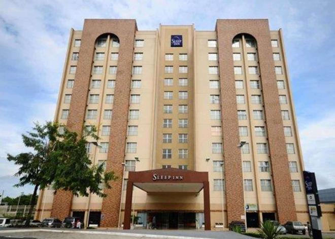 安眠酒店-马瑙斯 - 马瑙斯 - 建筑