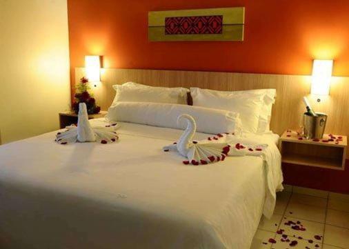 玛瑙斯斯利普酒店 - 马瑙斯 - 睡房