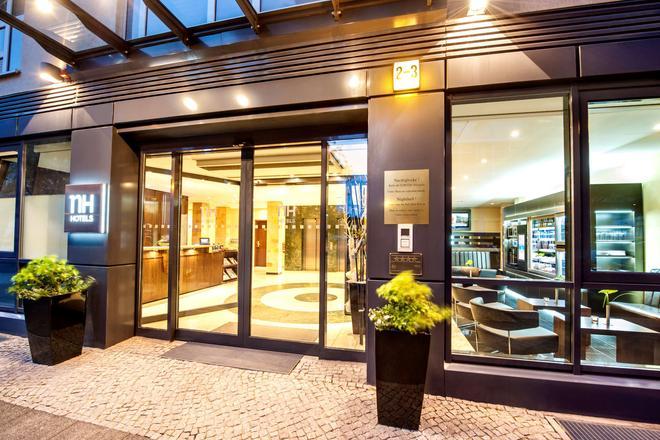 柏林城东部nh酒店 - 柏林 - 建筑