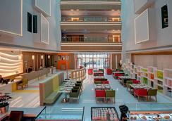 奥酷瑞中庭酒店 - 迪拜 - 大厅