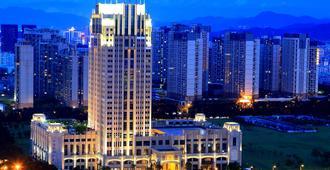 中海圣廷苑酒店 - 深圳 - 建筑