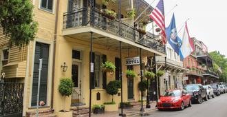 法国区安德鲁杰克逊酒店 - 新奥尔良 - 建筑
