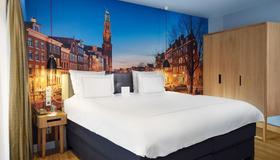 阿姆斯特丹瑞士酒店 - 阿姆斯特丹 - 睡房