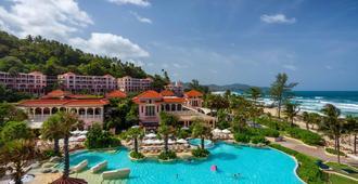 普吉岛圣塔拉海滩度假酒店 - 卡伦海滩