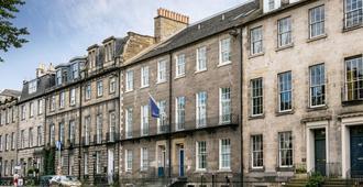 旅屋飯店 - 愛丁堡市中心皇后街 - 爱丁堡 - 建筑