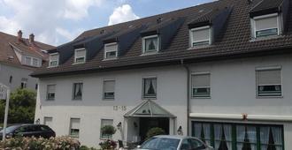 Aparthotel Wangener Landhaus - 斯图加特 - 建筑
