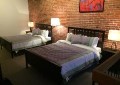 希尔社团酒店 - 费城 - 睡房