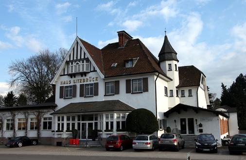 豪斯利兹布鲁克酒店 - 杜塞尔多夫 - 建筑