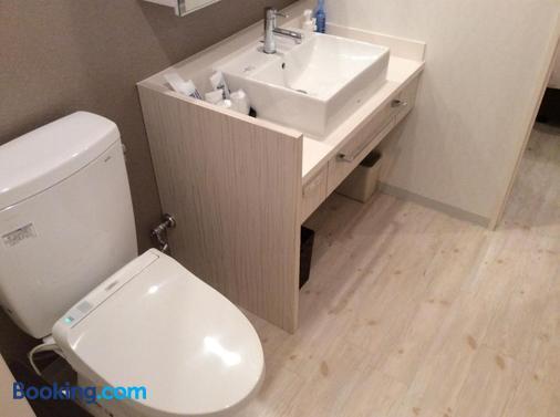 东京曼德林酒店 - 东京 - 浴室