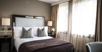 布里斯都酒店 - 布里斯托 - 睡房