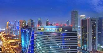 曲线公寓 - 多哈 - 户外景观