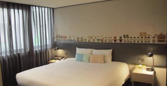 台北市能量旅店 - 台北 - 睡房