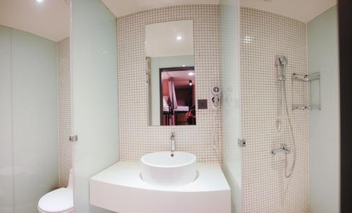 台北市能量旅店 - 台北 - 浴室
