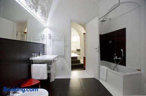 巴西里安尼酒店 - 马泰拉 - 浴室