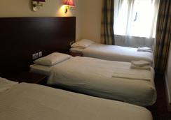 雷尼·麦金托什中央车站酒店 - 格拉斯哥 - 睡房