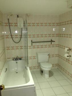 雷尼·麦金托什中央车站酒店 - 格拉斯哥 - 浴室
