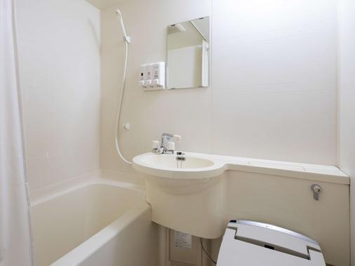 甲府贝斯特酒店 - 甲府市 - 浴室