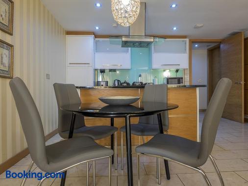 普斯帕德斯 - 利物浦1 - 公寓 - 利物浦 - 餐厅