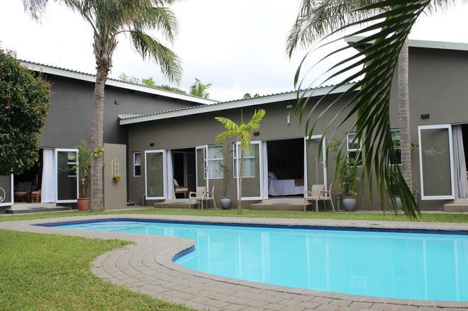 伊瓜拉瓜拉宾馆 - Saint Lucia - 游泳池