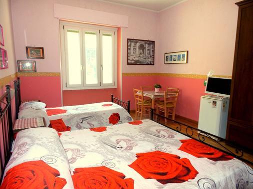 达诺纳玛利亚住宿加早餐旅馆 - 罗马 - 睡房