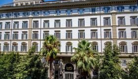 罗马萨沃伊酒店 - 罗马 - 建筑