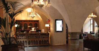 克拉丽奥韦斯比酒店 - 维斯比 - 大厅