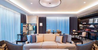 吉隆坡瑞吉酒店 - 吉隆坡 - 客厅