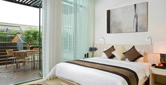 新加坡国敦河畔大酒店 - 新加坡 - 睡房