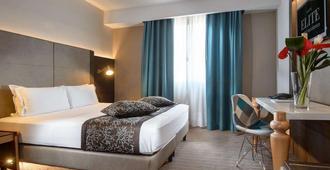 伊利特酒店 - 威尼斯 - 睡房