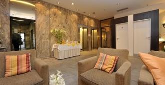 孔格斯特赛城市酒店 - 汉诺威 - 大厅