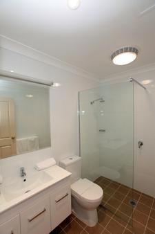 贝斯特韦斯特大使汽车旅馆 - 沃加沃加 - 浴室